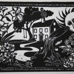 Print to honor Margaret Quinn Orloske